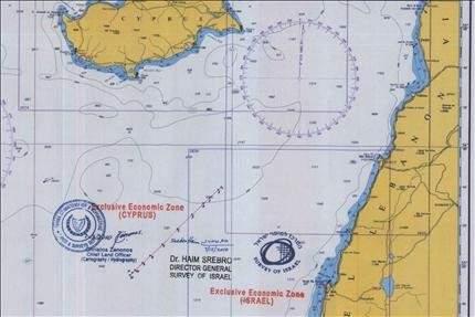 إسرائيل تنتهك الحدود والحقوق البحرية اللبنانية