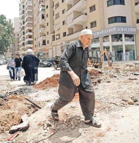 تموز 2006 ــ 2011 | هوامش حرب ..باحة الشورى الى الذاكرة