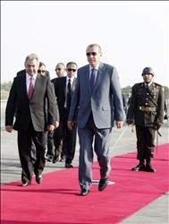 أردوغان يهدد أوروبا بتجميد العلاقات إذا لم تحلّ الأزمة القبرصية خلال عام