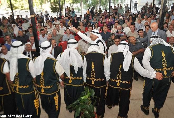 مهنية بنت جبيل احتفلت بعيد الجيش