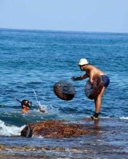 بحر الناقورة: مسبحاً شعبياً؟