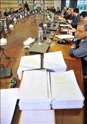 مجلس الوزراء يقر اقتراح الحدود البحرية.. والإحداثيات بمراسيم لاحقة