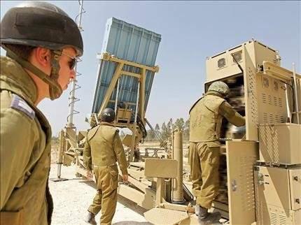 حماية أميركية لجبهة إسرائيل الداخلية في مواجهة «مائدة الصواريخ»