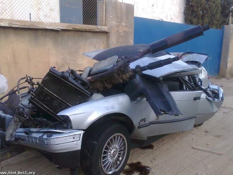 حادث سير مروع في الدوير و مقتل شابين  من آل لـمـع وحيديين عند ذوويهما