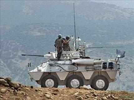 خرق إسرائيلي جديد في تلال كفرشوبا