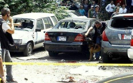 قتيلان في انفجار بأنطلياس