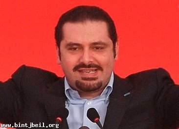 الحريري يرفض دعوة سليمان للحوار ويستقوي بالمحكمة