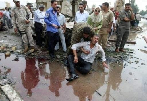 العراق.. زهاء 70 قتيلا وعشرات الجرحى في سلسلة الهجومات الدامية
