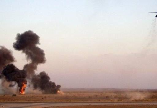 القوات الأمريكية تشن غارتين على العراق