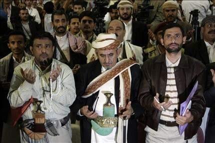 المعارضـة اليمنيـة تشكـل مجلسـاً وطنيــاً لـ«توجيـه الثـورة»