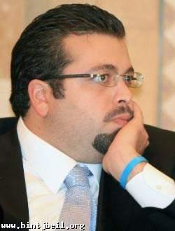 أحمد الحريري في الشـمال بدلاً من غائب