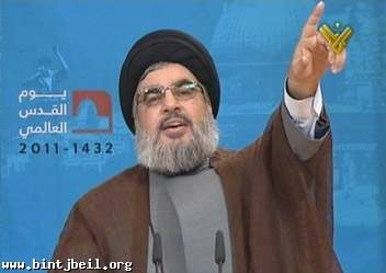 السيد نصرالله: لبنان اصبح فخاً لاسرائيل تقع فيه لا تنصبه لاحد