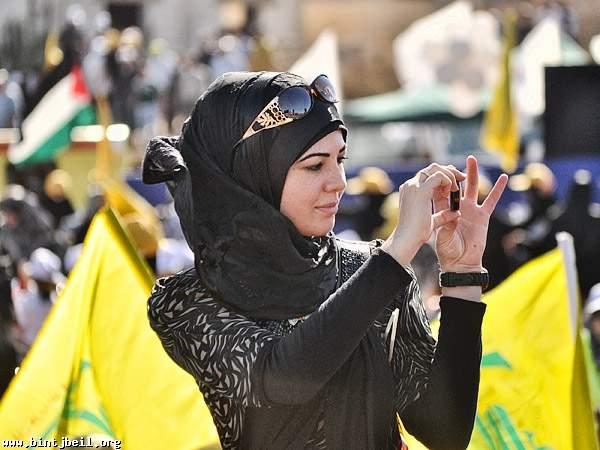 تقرير مصور عن مهرجان يوم القدس العالمي في بلدة مارون الراس ( مجموعة خامسة )