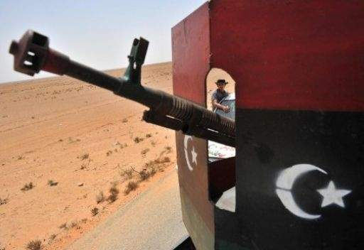 الثوار الليبيون يستعدون لدخول بني وليد