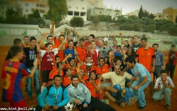 منتخب بنت جبيل يسكتح نظيره عيتا الشعب بنتيجة 3-0 بكرة القدم