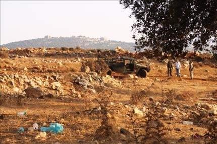 أهالي وادي خالد يطالبون الجيش بالانتشار على الحدود