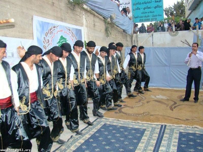 يوم تراثي للنادي اللبناني في بنت جبيل
