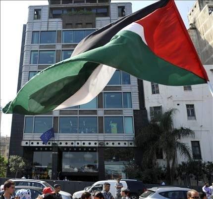 اعتصامات داعمة لتمثيل «دولة فلسطين»