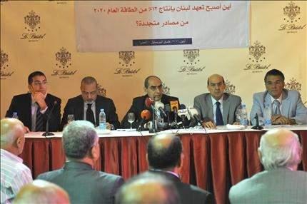 مؤتمر للطاقة المتجددة:  إمكانيات كبيرة لمياه لبنان وشمسه وهوائه