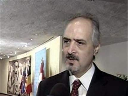 الجعفري لـ«السفير»: ندرك حجم الضغوط على لبنان .. والعقوبات الدولية على سوريا لن تمر
