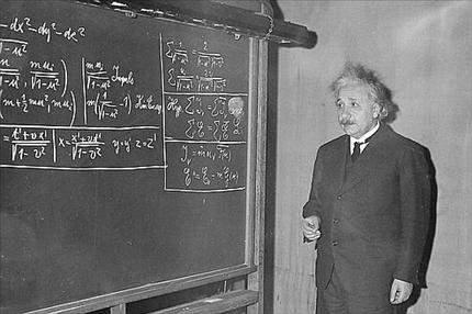 اكتشـاف جزيئيـات أسـرع مـن الضـوء:  تغيّـر فهـم حركـة الكـون ولا تلغـي آينشتايـن تمـامـاً