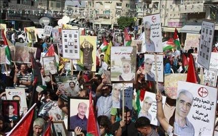 6 آلاف أسير فلسطيني... لا يجدون سوى حفنة متضامنين