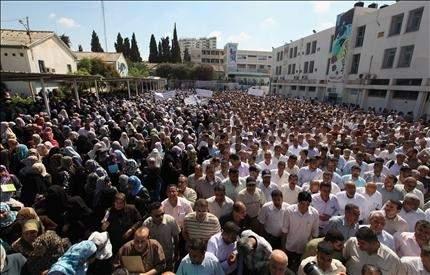 غزة: إضراب شل مدارس «الأونروا» وحوار غائب يهدد بالتصعيد
