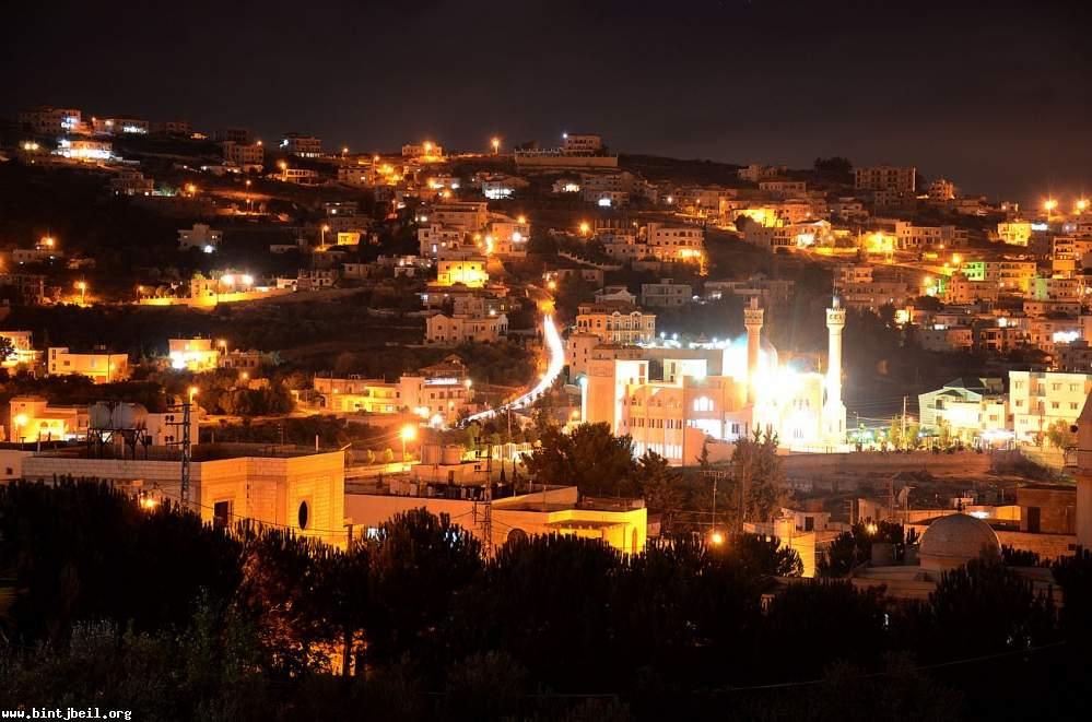 تنام المدينة .. (لقطات ليلية)