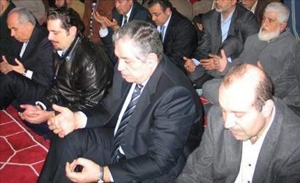 ليلة القبض على مصطفى علوش
