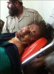 القـذافي قتيـلاً ... وليبيا تعـود إلى الحيـاة