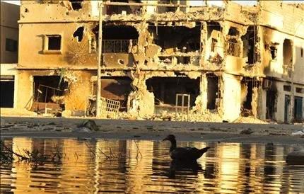 الليبيون وتساؤلات ما بعد القذافي!