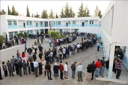 ثورة تونس تثمر أول انتخابات عربية