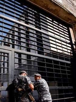 مشروع دعم السجناء لرفع العقاب عن عائلاتهم