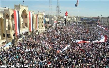 الجامعة العربية تبادر لإنقاذ سوريا ... والنظام أمام امتحان التنفيذ