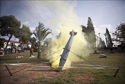 إسرائيل تجري مناورة دفاعية للتعامل مع هجوم صاروخي