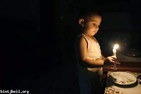 بنت جبيل تشكو انقطاع الكهرباء