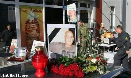 مقتل اللبناني جمال المرتضى في ألمانيا