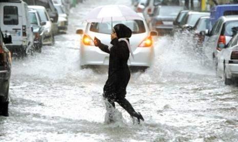 الانماء في شبر ماء.. لبنان يغرق... يغرق... يغرق