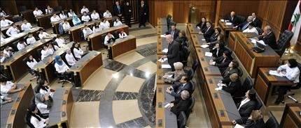 128 طفـلاً فـي حضـرة رئيسي مجلس النواب والحكومـة: