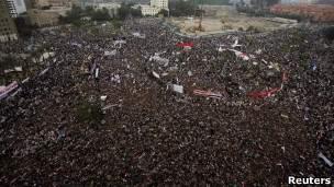 ارتفاع عدد ضحايا أحداث ميدان التحرير إلى 33 قتيل