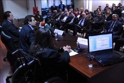 «اتحاد المقعدين» يطلق مشروع «مركز توظيف الأشخاص المعوقين»