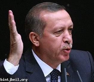 أردوغان = طول لسان في الهوا...
