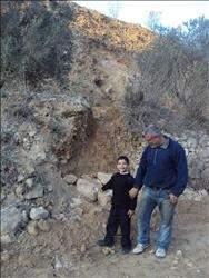 منظومة التجسس في دير كيفا: مموهة بشكل صخرة وموجهة