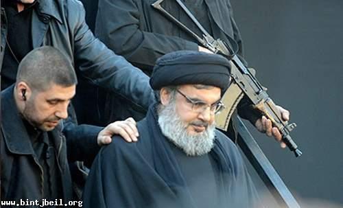 لقطات مصورة اضافية للامين العام لحزب الله السيد حسن نصر الله خلال اطلالته في المسيرة العاشورائية