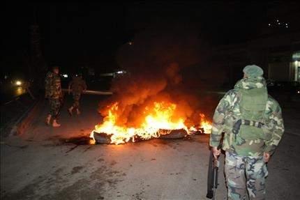 الاحتجاجات على انقطاع التيار الكهربائي تتواصل في المناطق