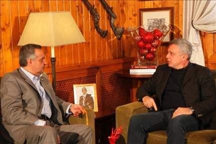 فرنجية يلتقي أرسلان: العدّ العكسي للمؤامرة على سوريا بدأ