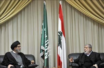 لقاء «الجماعة» و«حزب الله»: إبقاء أبواب الحوار مفتوحة