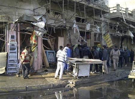 عشرات الشهداء والجرحى في صباح عراقي دام