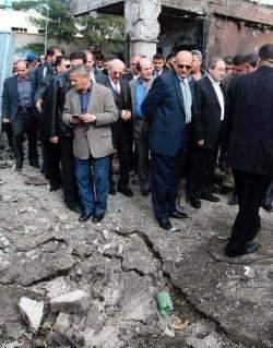 الإرهاب يحط في دمشق ..مذبحة كفرسوسة تستقبل المراقبين