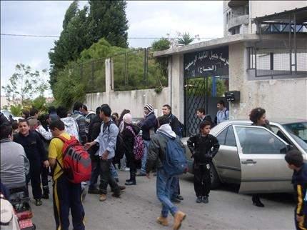 جبيل: تراجع الإقبال على المدرسة الرسمية لافتقارها إلى التجهيزات الصفية